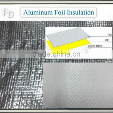 mineral wool rubber insulation with aluminium foil