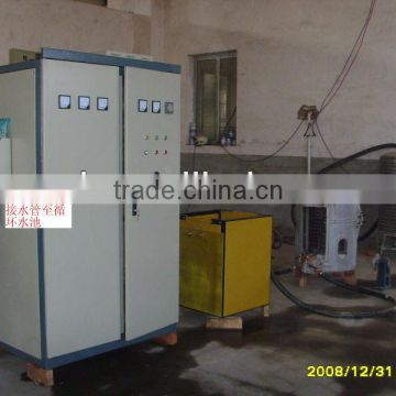 Electric iron melting furnace for melting iron scrap/cast iron