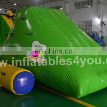 Commercial customized inflatable ice mountain for kids n adults