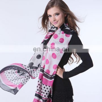 2015 Newest style fashion design long girl pashmina(PP034AL)