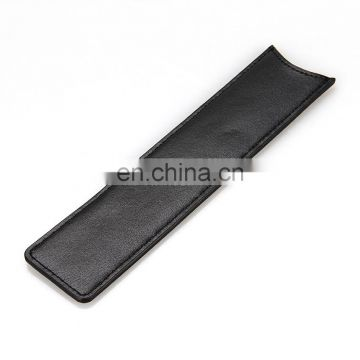 Good Quality on Promotional Handmade Cheap Plain Leather Pencil Case