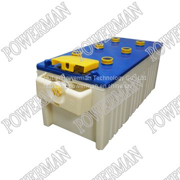 12V 115AH 6-TK-180A WHITE CHINESE MILITARY TANK LEAD ACID SEALED MAINTAINESS FREE STARTER STARTING BATTERY