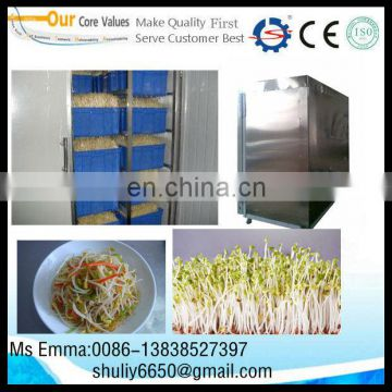 Full automatic barley sprout barley growing machine for animal feed