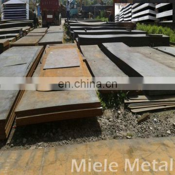 8mmx1.5mx3m A36 Carbon Steel Zinc Coated Sheet