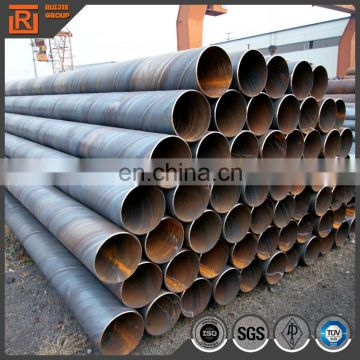 10 inch carbon spiral steel pipe/welded black steel tube