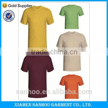 Hot Selling Custom Cotton Blank Tshirts For Printing