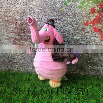 Elephant Stuffed Animal Toys 20cm