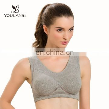 Top Sale Good Quality Saudi Arabia Sexy Girls Sports Cotton Bra