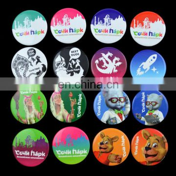 Holiday Decoration & Gift Use custom metal badges pin