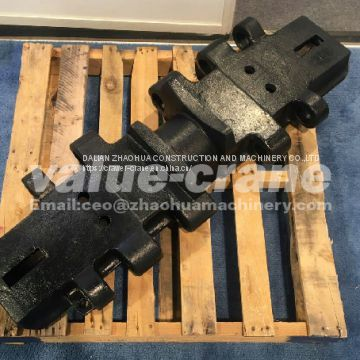 Kobelco CKE1000 track shoe track pad for crawler crane undercarriage parts Kobelco BM1200
