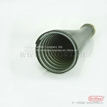 Driflex corrugated protection pipe 2 inch metal flexible conduit