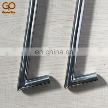 2mm thickness small diameter tube bending stainless steel