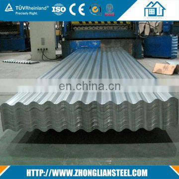 Aluzinc 14 16 24 26 30 gauge 2mm thick coated galvanized steel sheet