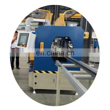 Advanced thermal break aluminum five-axis CNC rolling machine for window and door