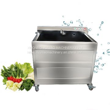 Industrial Commercial Automatic Ozone Fruit and Vegetable Washer  WT/8613824555378