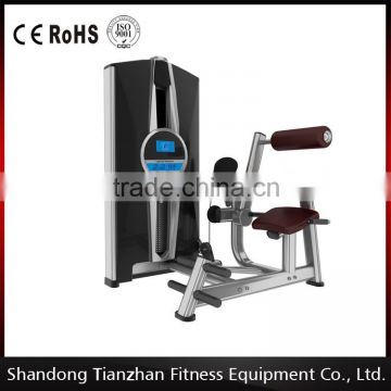 2016 Newest Style Commercial Gym Equipment Back Extension TZ-8006/Indoor Exercise Machine/Gym Exercise Machine