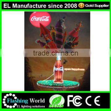 factory manufacture in many styles el lighting lamp