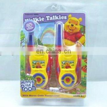 funny walkie talkie electronic toys,iterncom phone toy