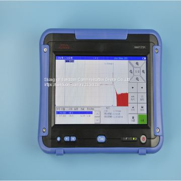 7-inch 1310/1550nm 24/22dB OTDR Optical Time Domain Reflectometer