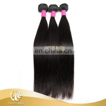 Alibaba Express Wholesale Hair Excellent Quality Brazilian Silk Straight Hair Extention