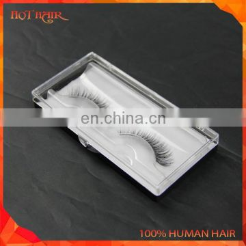 Comfortable beautiful lashes false eyelash extension packaging