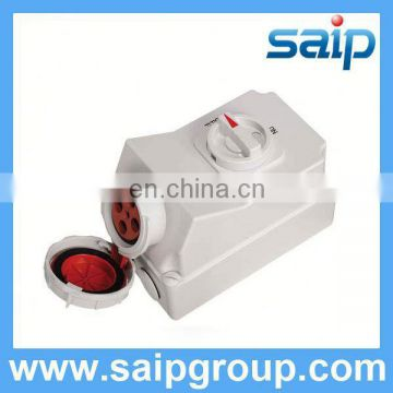 Top sale 5-pin electric socket with high quality