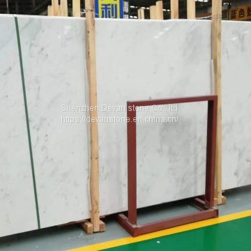 White statuario marble tiles marble slabs wholesale