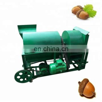 best price acornshellermachine oak seedshelling machine