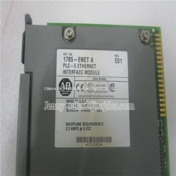 One Year Warranty New AUTOMATION MODULE PLC DCS AB 1734-AENT PLC Module