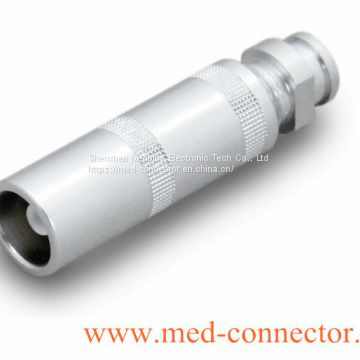 Compatible Lemo S series PCA socket push-pull self-locking connector