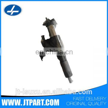 For genuine parts diesel fuel nozzle injector 8-97609789-6 6HK1; 4HK1