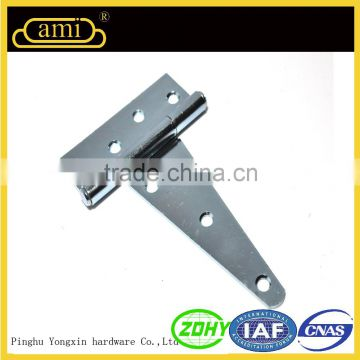 Hardware New Product Adjustable Iron Bended T Hinge