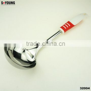 32004 Hot sale Stainless steel 6pcs Kitchen Utensils