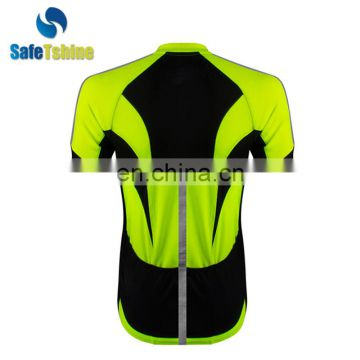 Brand new design quick dry reflective fashion sport clothes