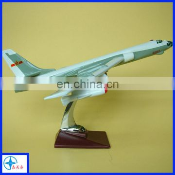 Metal crafts airplane model