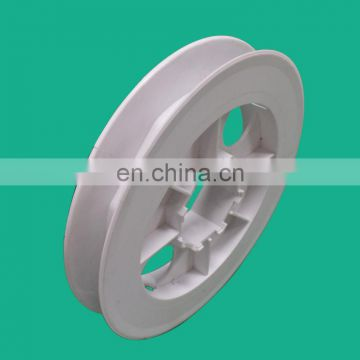high quality plastic belt wheel pulley