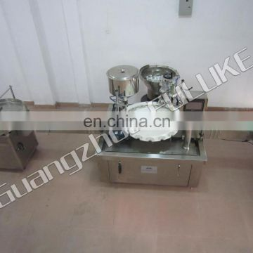 Stainless steel capping machine home bottling machine