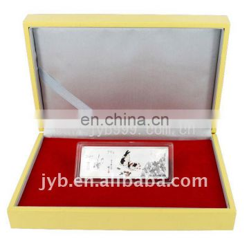 Holiday&giftware of silver souvenir bulion sets