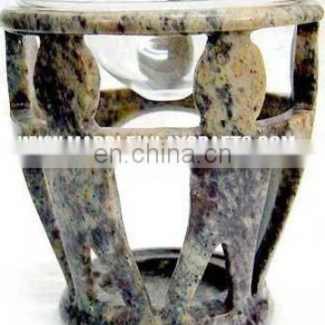 Fashionable Stone Aroma Oil Lamps