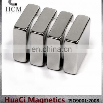 customized rare earth electro magnet N42 neodymium magnets