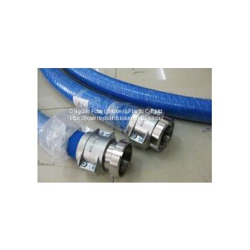 12AN Nylon Stainless Steel Braided Hydraulic Oil Cooler Rubber Hose