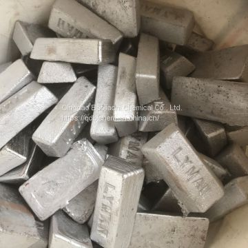 Primary Remelted Pure (Pb) lead ingot 99.994%, 99.99%, 99.96% for Sale