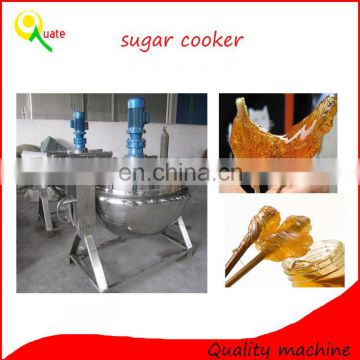 peanut candy making machine,peanut candy sugar cooker Automatic Sugar Cooker/Steam Jacket Kettle For Fruit Jam