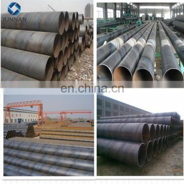 Welded Large Diameter Thin Wall Steelk Spiral Welded Steel Tube