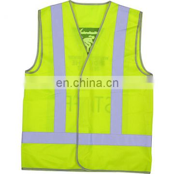 Reflective safety vest with lots of style customized