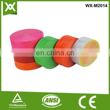 china PVC warning tape for reflective meet EN471 wholesale