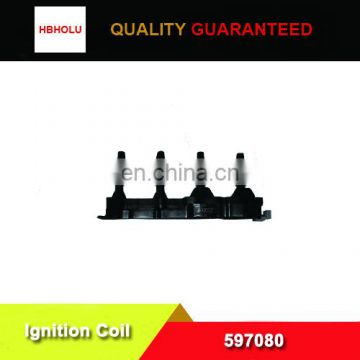 597080/9636997880/25 26182A ignition coil for Peugeot