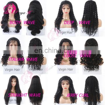 Supply wholesale huge stock Brazilian natural looking natural hair wig light