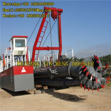 Sand Pumping Ship Heavy Duty 600mm Diam Pipe