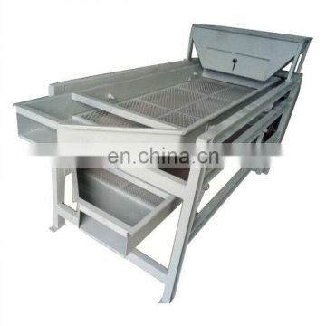 Small household seed shelling machine